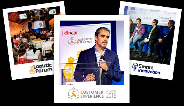 Fotografías de nuestros eventos de directivos y gerentes (DIR&GE)