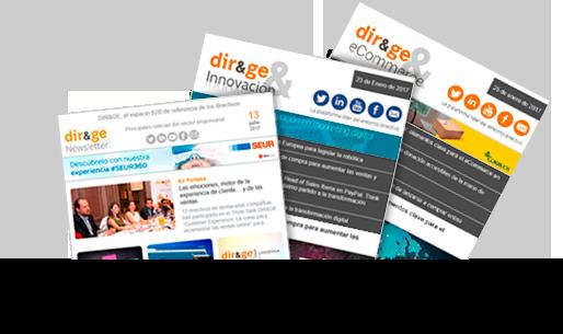 Mailings DIR&GE - Directivos y Gerentes