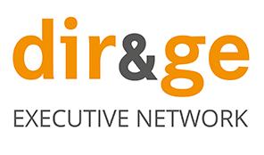 Logo DIR&GE - Directivosy gerentes | Executive Network