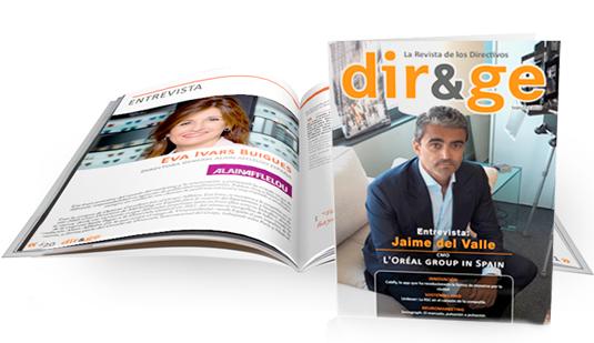 Revista DIR&GE - Directivos y Gerentes