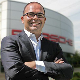 Ivan Burgos Murillo – Connected Car Manager Porche